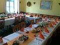 Nekuřácká restaurace, školící prostor Olomouc