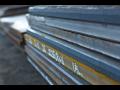 Velkoobchod válcované ocelové plechy, betonářská ocel Ostrava