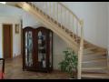 Dřevěné schodiště Moravské Budějovice, Vysočina, Třebíč, Znojmo