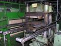 Volná kapacita lisu na gumové výrobky