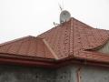 Práce pokrývačské klempířské Kolín Nymburk Kutná Hora Čáslav