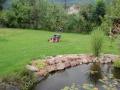 Sekání a provzdušnění trávníku