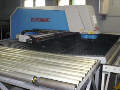 Tváření plechů, ohraňování, vysekávání, děrování na CNC strojích