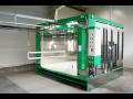 Povrchová úprava kovů práškovou technologií, komaxitování Zlín