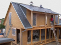 Výstavba rodinných domů bytů nízkoenergetických domů Liberec.