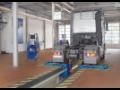 Praha zkušebna brzd nákladní vozidla