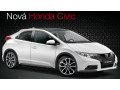 Nová Honda Civic 5D,Brno, prodej, akce