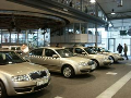 Pronájem taxi s řidičem Praha