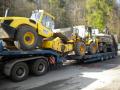 Zemní práce demolice budov těžební práce Liberec kanalizace.