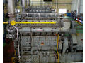 Conversion of diesel engines to gas, service of CKD engines Motor Syst, the Czech Republic