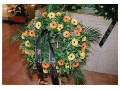 Pohřebnictví Zlín-pohřby, hřbitovní zboží, pomníkové doplňky