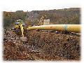 Plynofikace teplovody rozvody plynu tepla páry přípojky opravy vodních nádrží výstavba kotelen ústřední vytápění teplofikace.