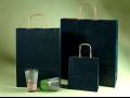 Luxusní papírové tašky výroba, prodej Praha
