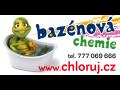 Bazénová chemie, přípravky pro úpravu vody v koupacím nebo okrasném jezírku, krmivo pro okrasné ryby.