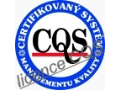 ISO 9001 certification - ISO audits also in English, German, Russian, the Czech Republic