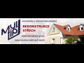 Rekonstrukce st�ech Praha