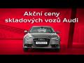 Prodej vozů Audi v akčních cenách, České Budějovice.
