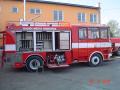 Opravy požárních vozidel modernizace hasičský vozů