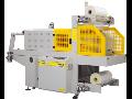 Automatické stroje pro skupinové balení do teplem smrštitelné fólie řady BP 800