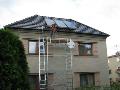 Solární ohřev vody, solární kolektory Olomouc, Prostějov
