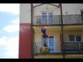 Výškové práce mytí opravy nátěry fasád  Liberec Praha