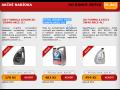 Oleje a maziva, motorové oleje,Akční nabídka Břeclav