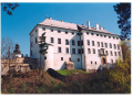 Lovecko-lesnick� muzeum �sov, v�stava mal��e Lubom�ra  Barto�e