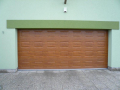 Prodej, montáž garážová, sekční, výklopná vrata Valašské Meziříčí, Klobouky
