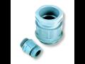 Kovové ochrany vodičů hliníkové krabice ABTECH kabelové vývodky BIMED hadicové ochrany ochranné hadice REIKU.