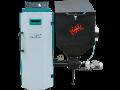 Teplovodní automatické kotle AM Licotherm.