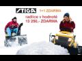 Zahradní traktory STIGA – traktory pro celoroční využití