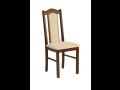 Jídelní židle STRAKOŠ zátěžová B-II AKCE