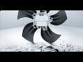 Axi�ln�, radi�ln�, spalinov� ventil�tory