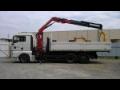 Autodoprava s hydraulickou rukou – Váhy-Jas