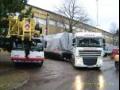 Přeprava nadrozměrných nákladů, těžkotonážních nákladů Brno