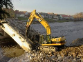 Drcení kameniva, trhací práce Prostějov