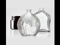 Obaly pro parfémy - skleněné kosmetické flakóny, obalové sklo