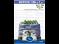 Cementový samorozlévací potěr UZIN NC 196