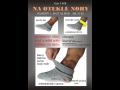 Kompresivní ponožky, na oteklé nohy