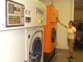 Prádelna, čistírna komplexní servis prádla pro nemocnice Valašské Meziříčí, Zlínský kraj