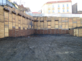 Z�porov� pa�en� stavebn�ch jam, kotvy