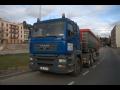 Autodopravce, těžká autodoprava do hmotnosti nákladu 35 tun Třebíč, Vysočina