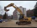 zemní stroje Caterpillar Třebíč