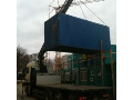 Přeprava a pronájem stavebních buněk - kontejnery ISO