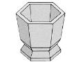 výroba a prodej betonových váz a květníků Praha