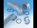 Ochrana kabelů kabelové ochrany kabelové vývodky ventilační vývodky ochrany vodičů hliníkové krabice.
