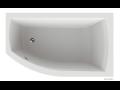 Novinky TEIKO - vana, sprchový kout, sprchová vanička