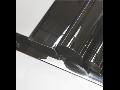 Nerezové duté tyče v materiálu 1.4301 Uherské Hradiště