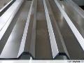 Výroba trapézových plechů – pečící stroje