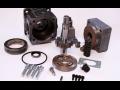Výroba a dodávka hydraulické prvky Rakovník